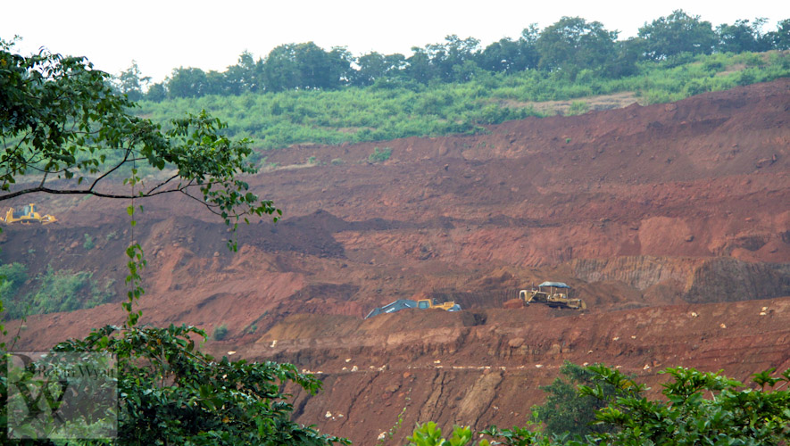 open cast mining sindhudurg Western Ghats Under Threat II: Open cast mining