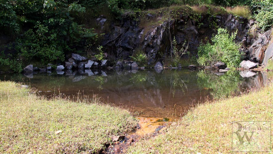 sindhudurg perennial stream source Western Ghats Under Threat II: Open cast mining