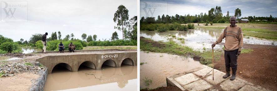 kenya nyanza kisumu oyola development climate change photographer agriculture flooding iied dfid idrc acts uhai culvert elder 16430 16536 Adapting to Climate Change in the Nyando Basin (IIED)
