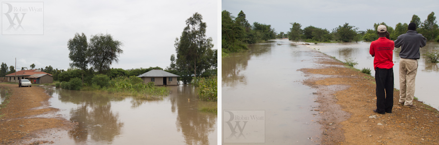 kenya nyanza kisumu oyola development climate change photographer flooding iied dfid idrc acts uhai village road 16400 16398 Climate Change in the Nyando Basin   The Problem (IIED)